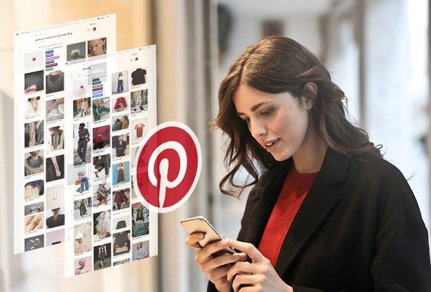 Pinterest: vendite alle stelle