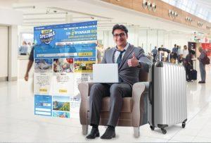 E-commerce: il business del trasporto aereo
