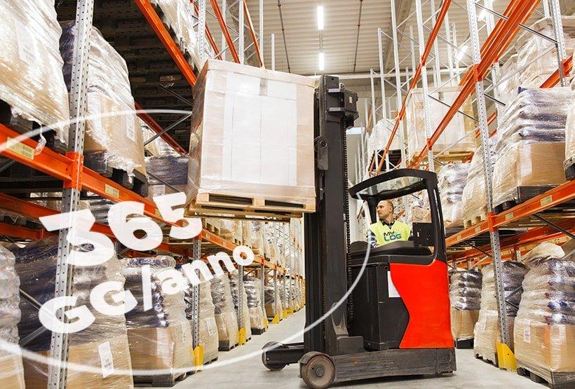 Servizi logistica integrata ecommerce