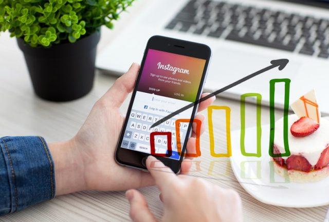 Instagram cresce a una velocità da capogiro