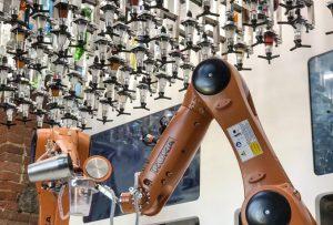 "Food Innovation: ai ""Muri"" di Torino i robot preparano cocktail"