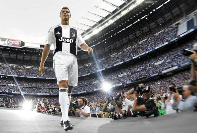 Cristiano Ronaldo calcio marketing social media