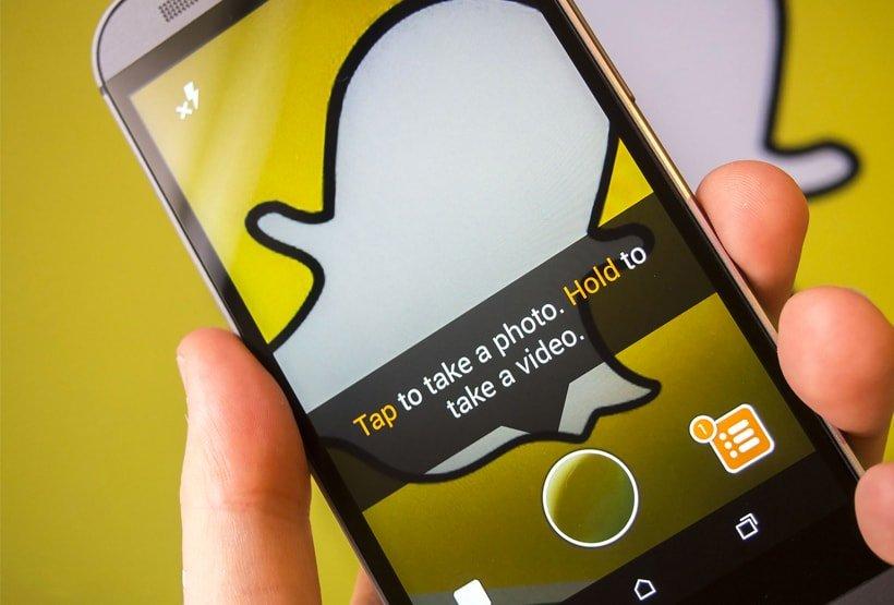 snapchat aziendale 5 motivi