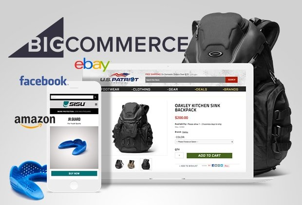 bigcommerce la piattaforma per ecommerce