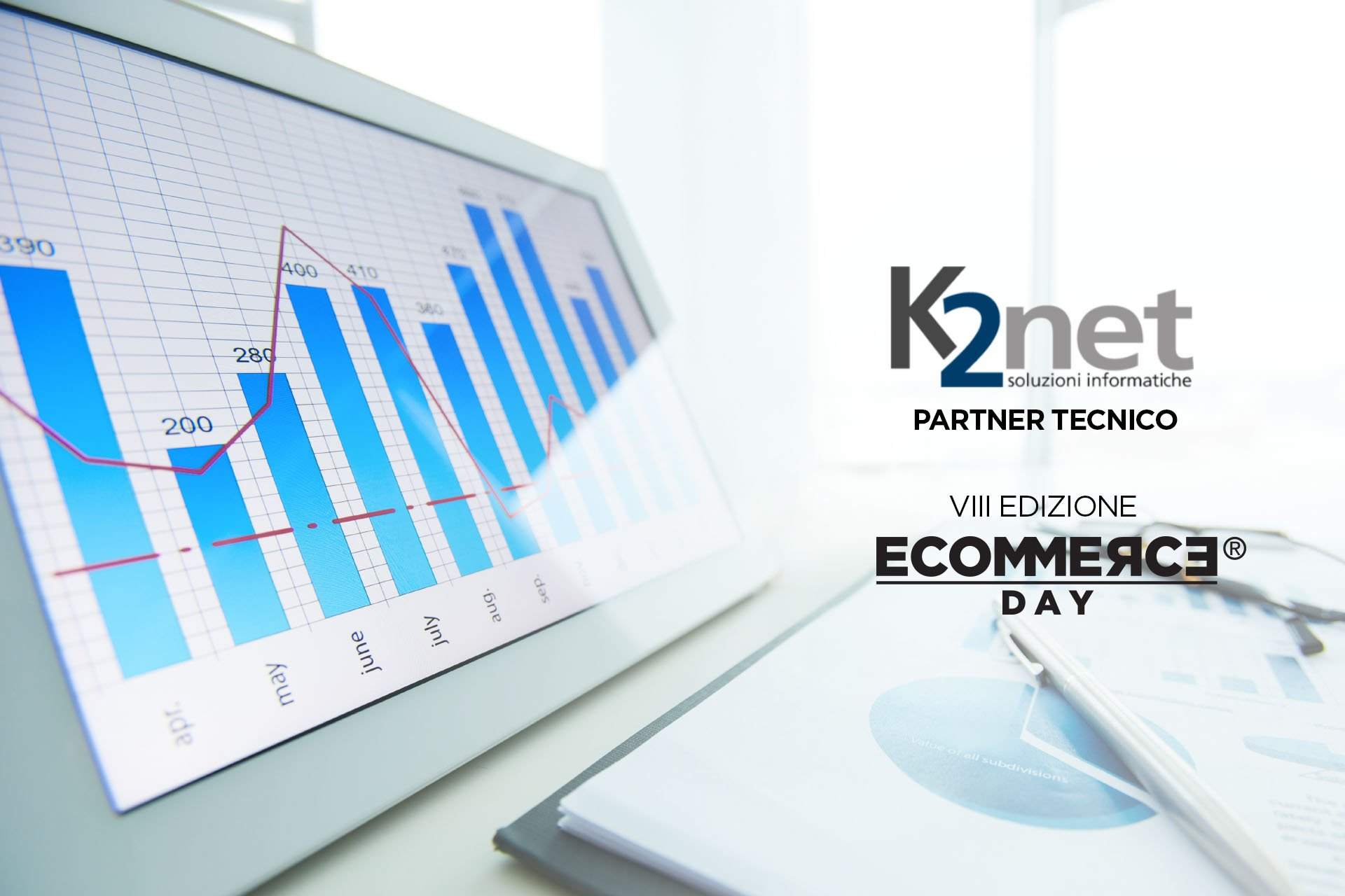 K2NET partner tecnico ECDAY2018