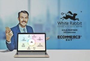 White Rabbit tra i partner dell'VIII edizione di EcommerceDay per parlare di Machine Learning