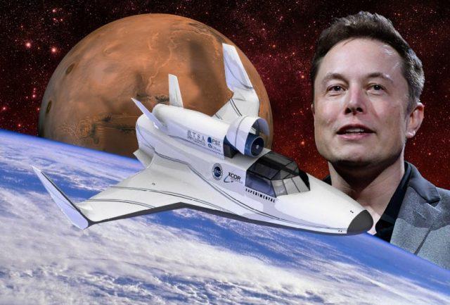 andare su Marte