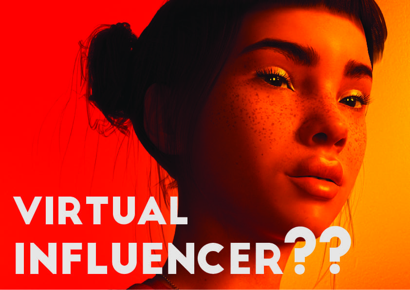 Virtual Influencer