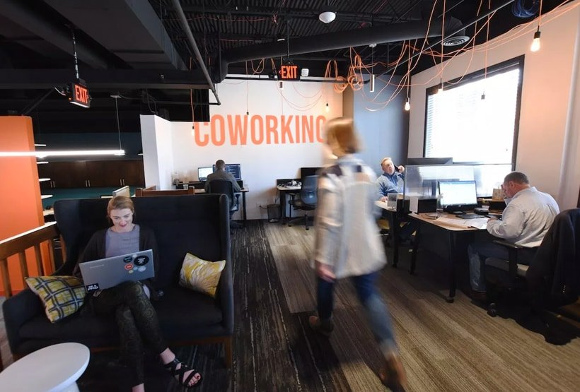Coworking e smart working