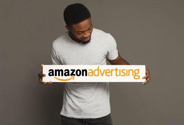 fare pubblicità su Amazon