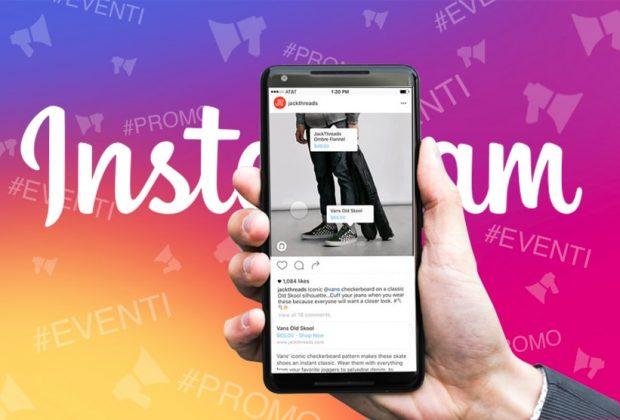 instagram per il tuo eCommerce