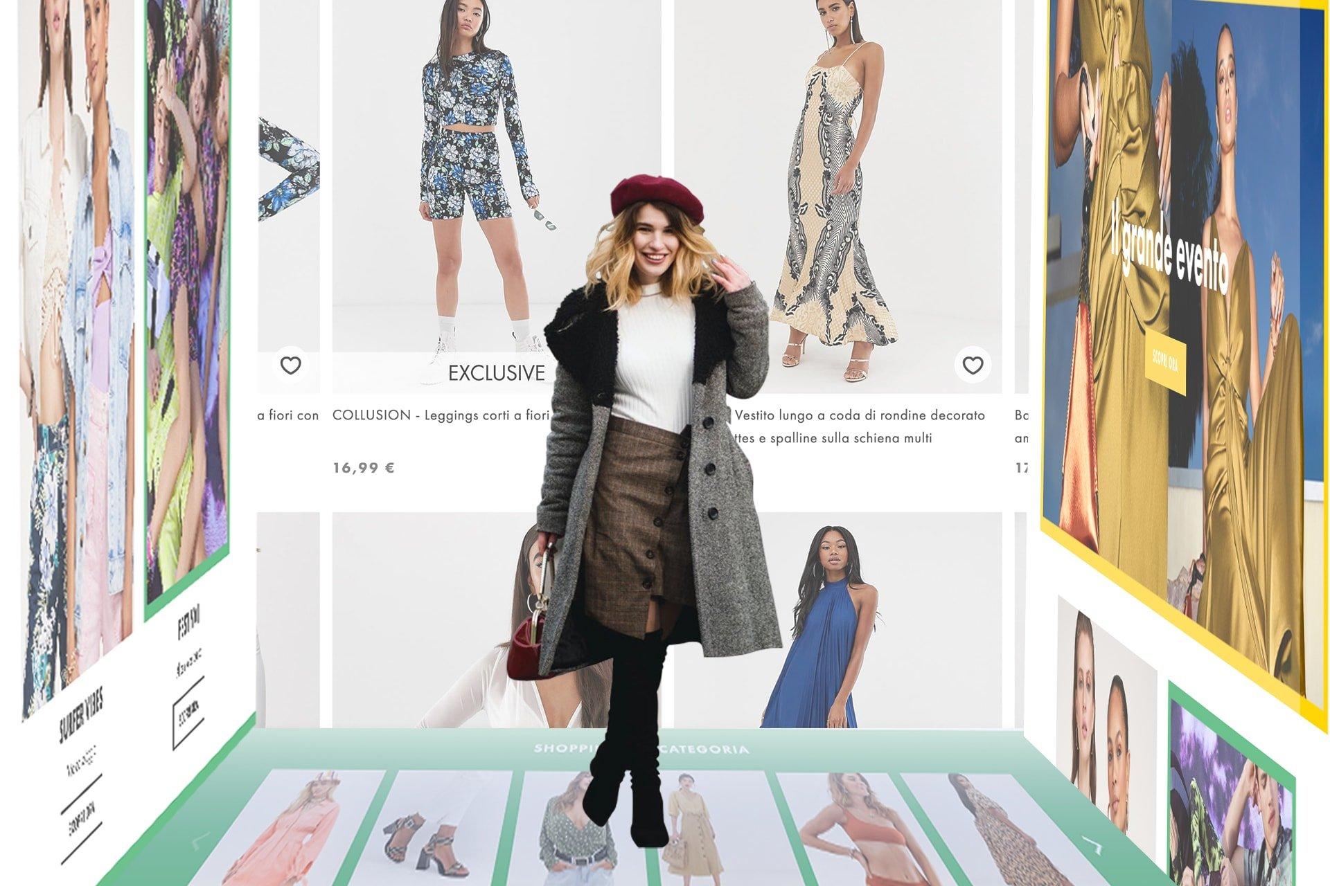 strategie social brand moda