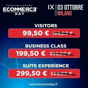 EcommerceDay 2019 biglietti