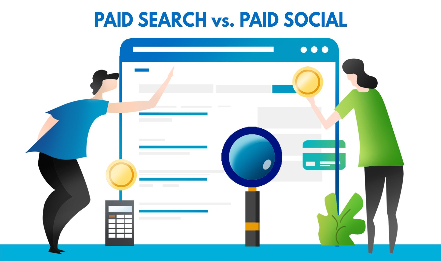 paid search vs paid social-come-scegliere-piattaforma-giusta