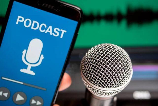 podcast in italia