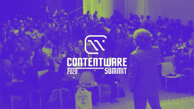 Contentware Summit 2020