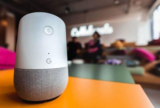 Google Home e assistenti vocali