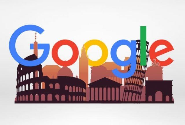 Google e l'Italia