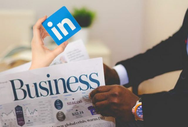 Vuoi fare business su LinkedIn?