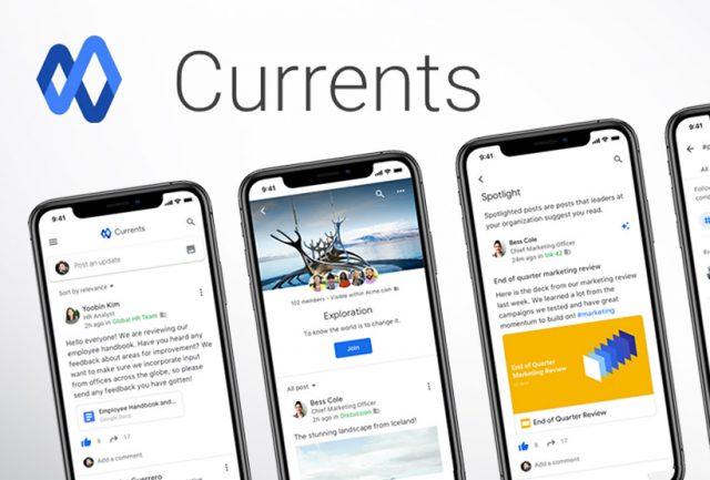 Cos'è Google Currents
