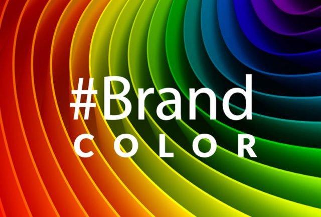 Brand e colori