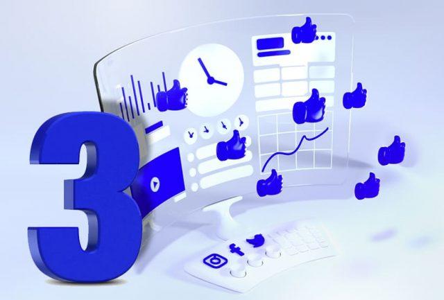 Tre consigli di visual content per i social media