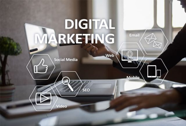 Digital marketing ecco