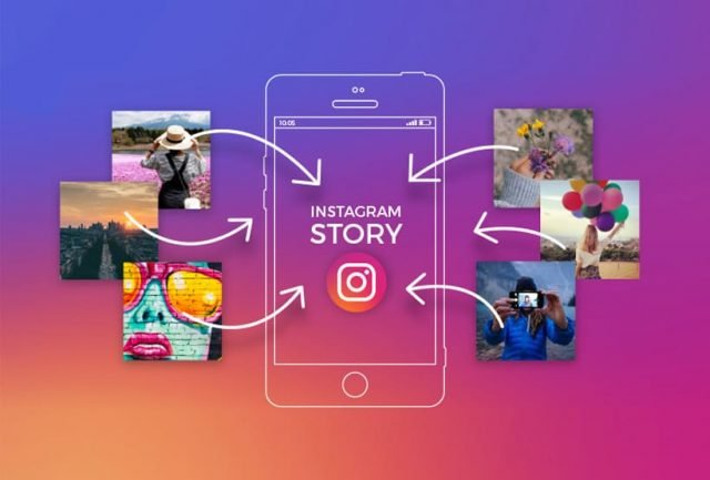 App per Stories su Instagram