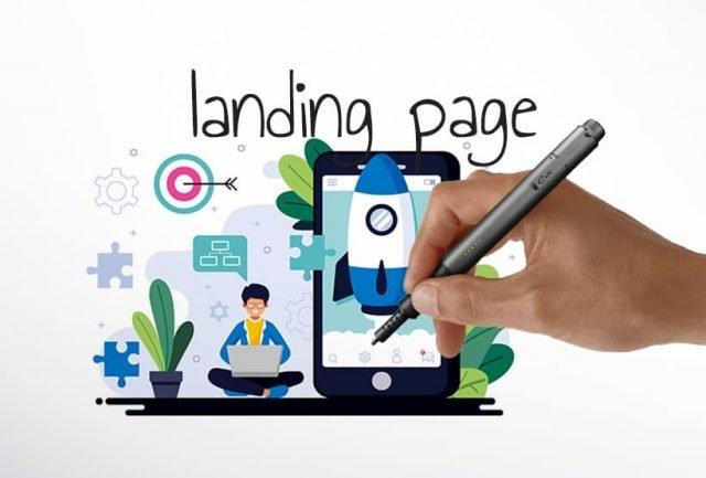 landing page ecco come