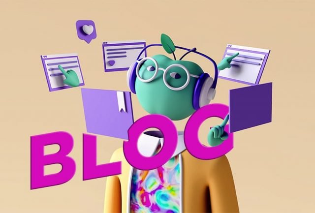 hai un blog