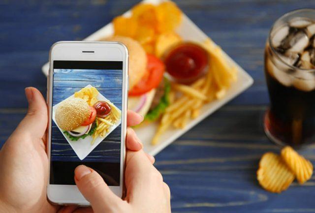 Instagram: Food e Travel