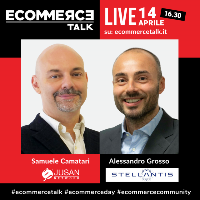 Alessandro Grosso manager Jeep Stellantis intervista a EcommerceTalk