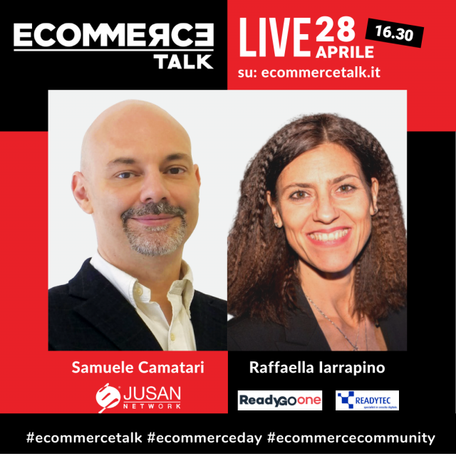 EcommerceTalk con Raffaella Iarrapino