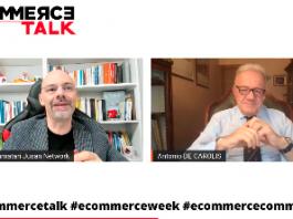 Antonio De Carolis intervista EcommerceTalk 2