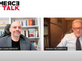 Antonio De Carolis intervista a EcommerceTalk con Samuele Camatari