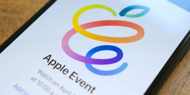 Apple nuovi prodotti Spring Loaded