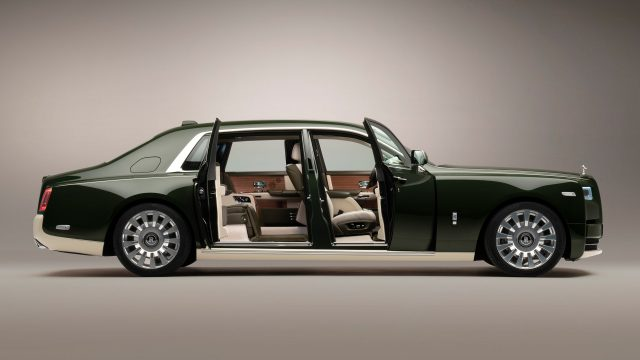 Rolls-Royce e Hermès partnership per la luxury car
