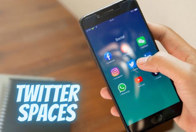 Come utilizzare i Twitter Spaces