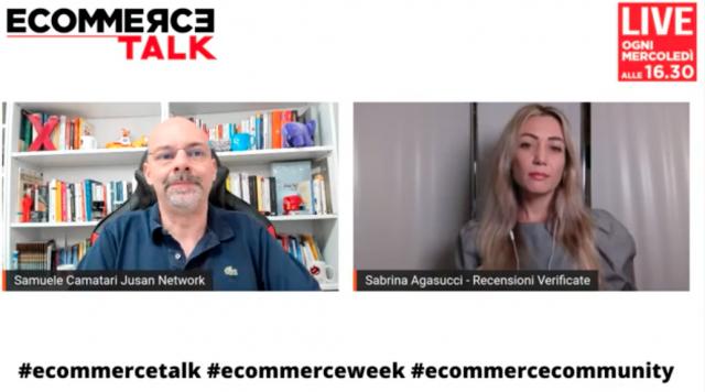 EcommerceTalk intervista Sabrina Agasucci: l'importanza delle recensioni per le aziende