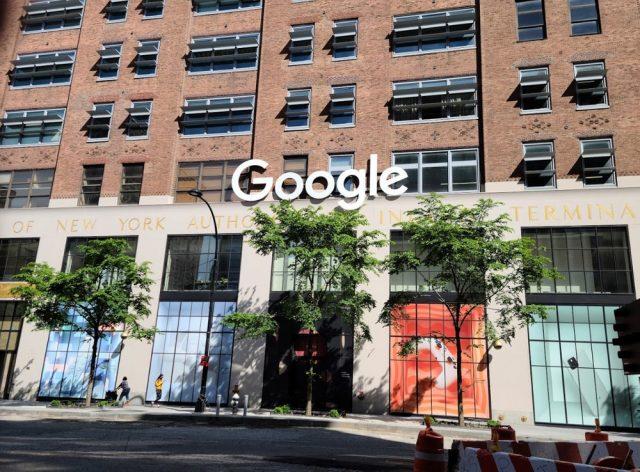Google apre il suo primo negozio fisico