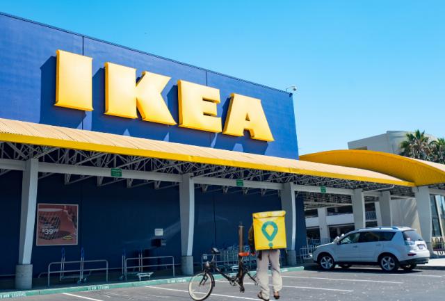 Partnership Ikea e Glovo EcommerceGuru