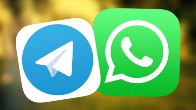 Competizione tra telegram e WhatsApp prossimamente chiamate di gruppo
