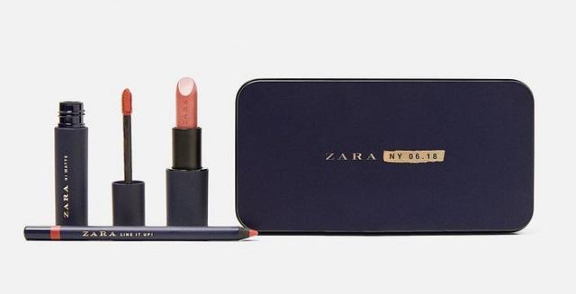 Zara beauty lancio prima collezione makeup EcommerceGuru
