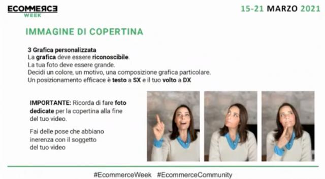 ecommerceweek con veronica pachulski video per i social media