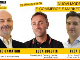 Marketplace e-commerce