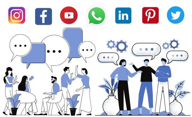 piattaforme social brand