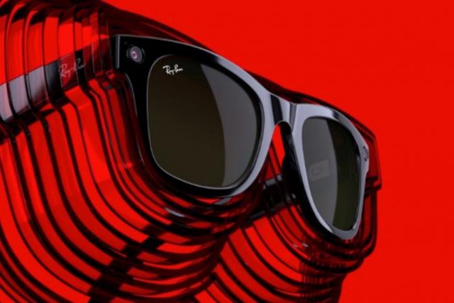 EcommerceGuru - gli occhiali Facebook e Ray-Ban Stories