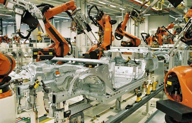 Nissan stabilimento intelligente