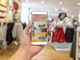 Comunicato Snapchat shopping AR